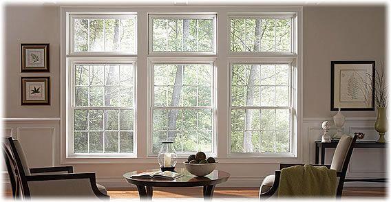 Mezzo Energy Efficient Vinyl Windows