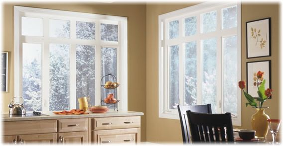 Casement Awning Windows - Northeast Ohio Installation