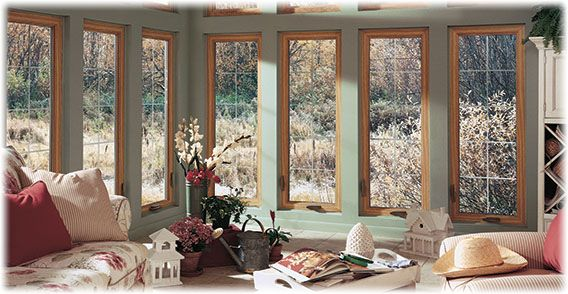Casement Windows - Northeast Ohio Installation