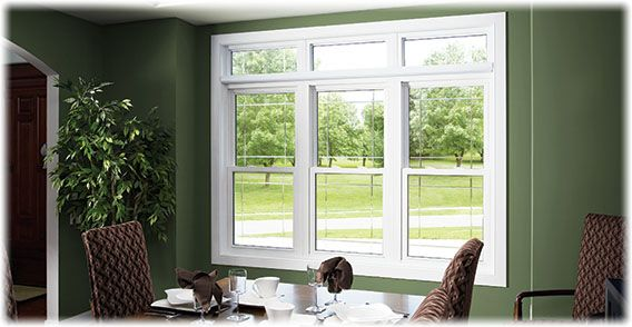 UltraMaxx Fusion Welded Vinyl Replacement Windows